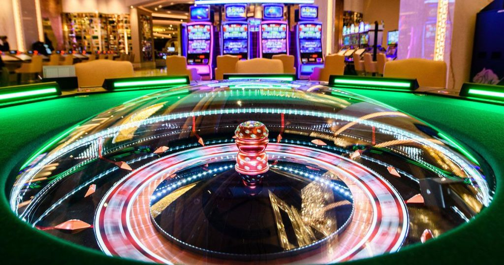 Casinos In Las Vegas – Great Places To Play And Visit